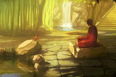 meditação autocuidado