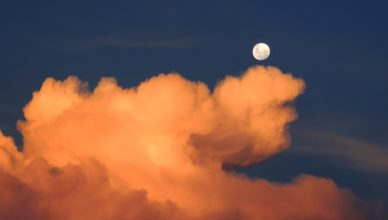 Astronomia lua já foi habitada